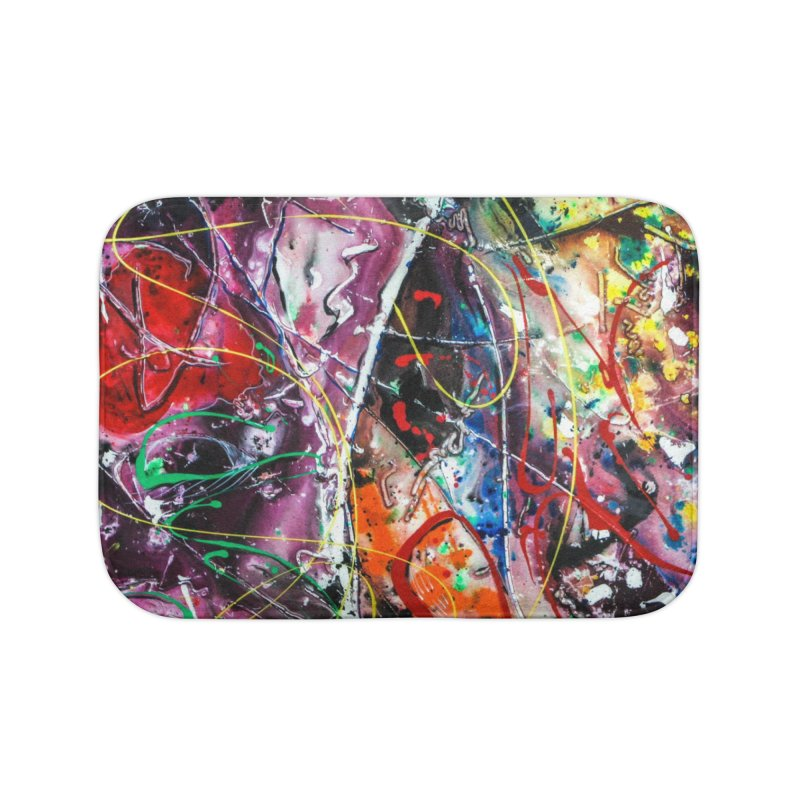 Astronomy Home Bath Mat by Art By Poli