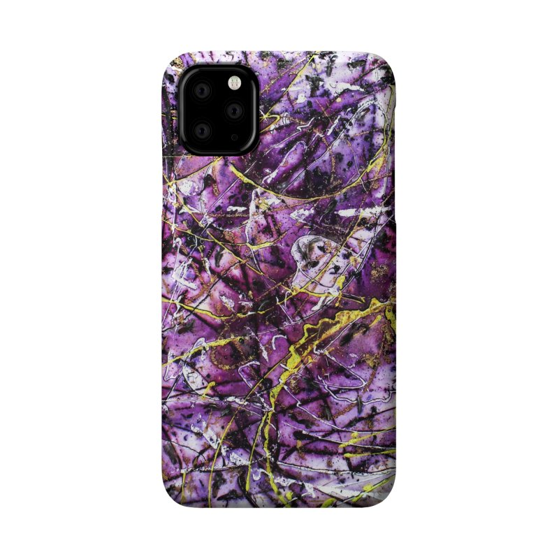 Lavender Love Accessories Phone Case by Art By Poli