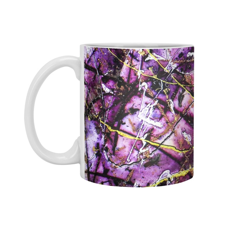 Lavender Love Accessories Mug by Art By Poli