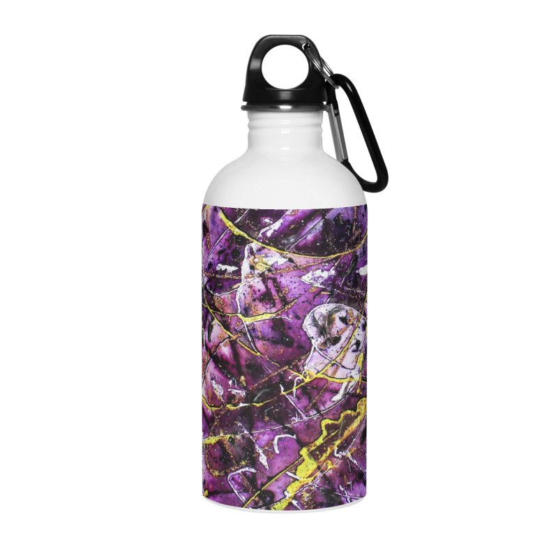 Lavender Love Accessories Water Bottle by Art By Poli