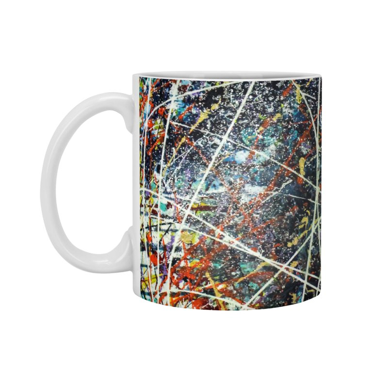 The Reef Accessories Mug by Art By Poli