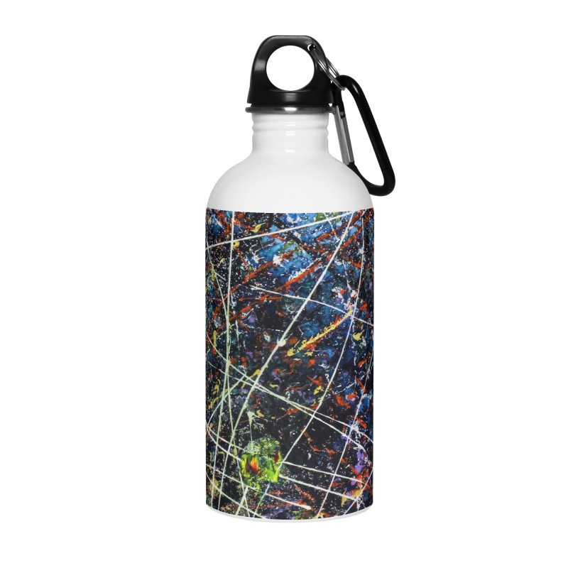 The Reef Accessories Water Bottle by Art By Poli