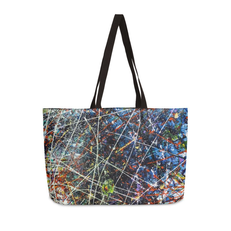The Reef Accessories Weekender Bag Bag by Art By Poli