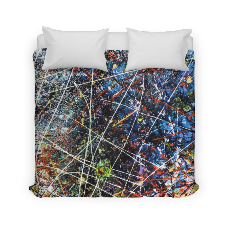 The Reef Home Duvet by Art By Poli
