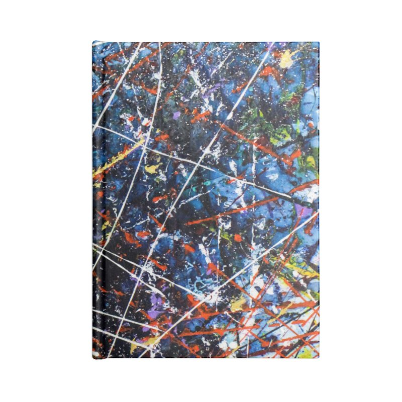 The Reef Accessories Lined Journal Notebook by Art By Poli