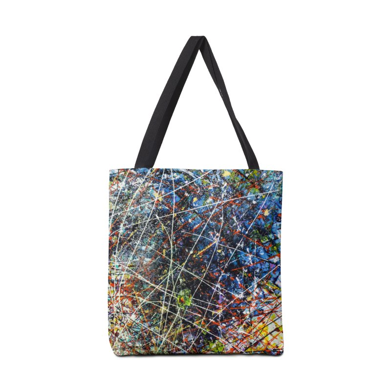 The Reef Accessories Bag by Art By Poli