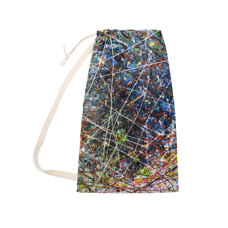 The Reef Accessories Laundry Bag Bag by Art By Poli