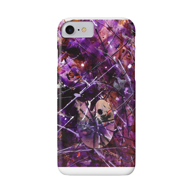 Purple Passion Accessories Phone Case by Art By Poli