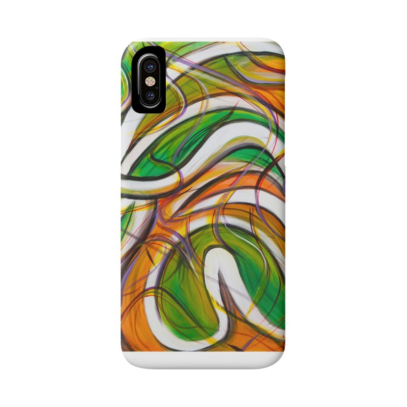 Frenzied Accessories Phone Case by Art By Poli