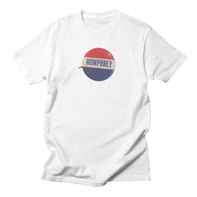 Hubert Humphrey for President Men's T-shirt by Vintage Political Button Shirts