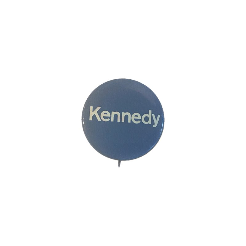 Bobby Kennedy for President (1968) by Vintage Political Button Shirts