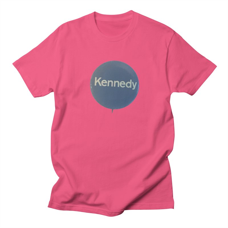 Bobby Kennedy for President (1968) Men's T-shirt by Vintage Political Button Shirts