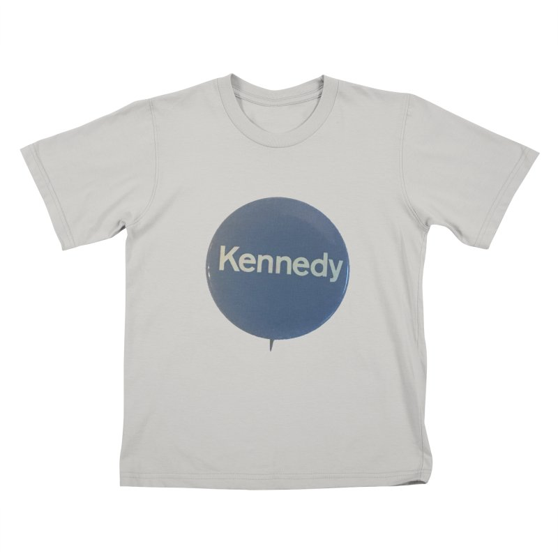 Bobby Kennedy for President (1968) Kids T-shirt by Vintage Political Button Shirts
