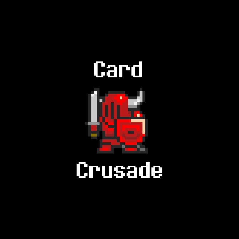 Card Crusade - Small Men's Longsleeve T-Shirt by Pollywog Games Merch