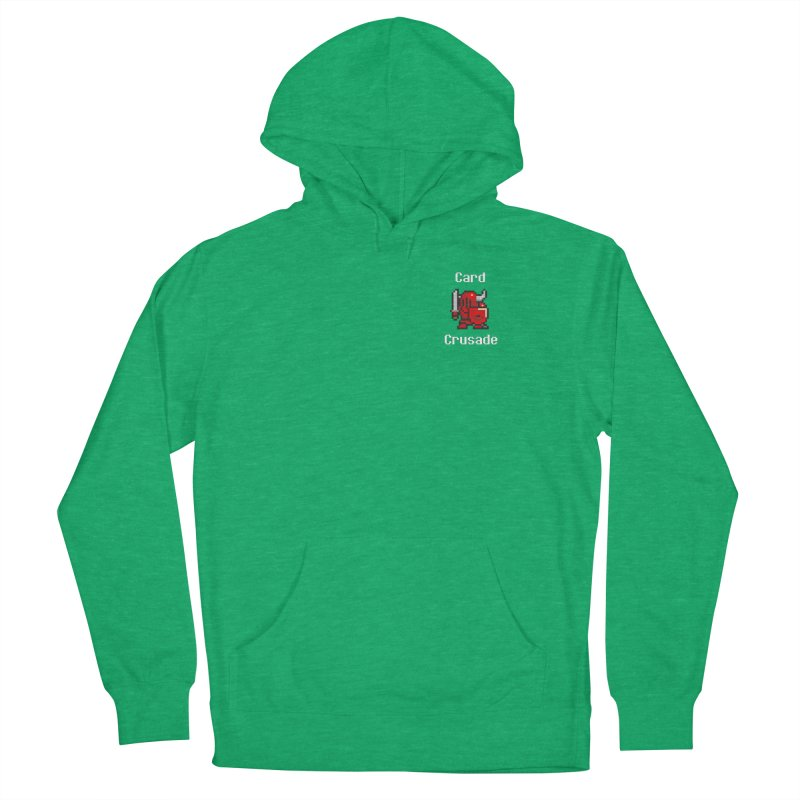 Card Crusade - Small Women's Pullover Hoody by Pollywog Games Merch