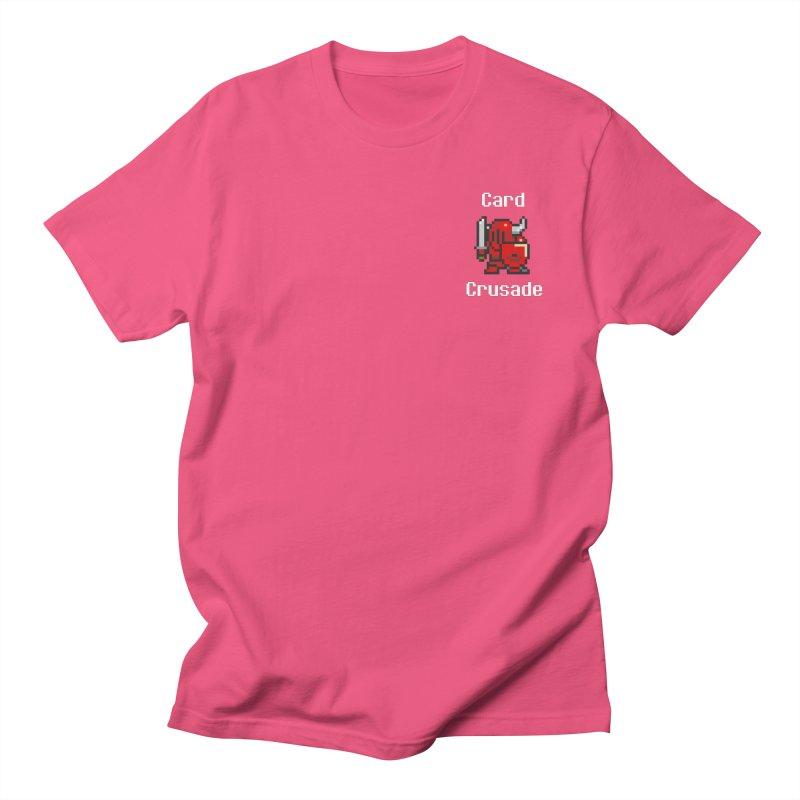 Card Crusade - Small Women's T-Shirt by Pollywog Games Merch