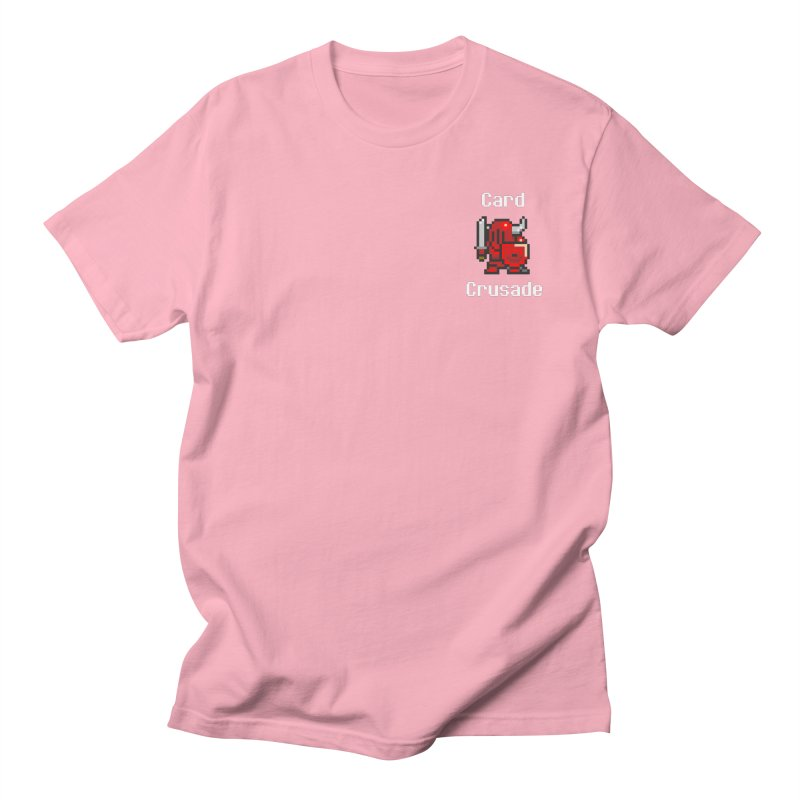 Card Crusade - Small Women's T-Shirt by Pollywog Games Merch