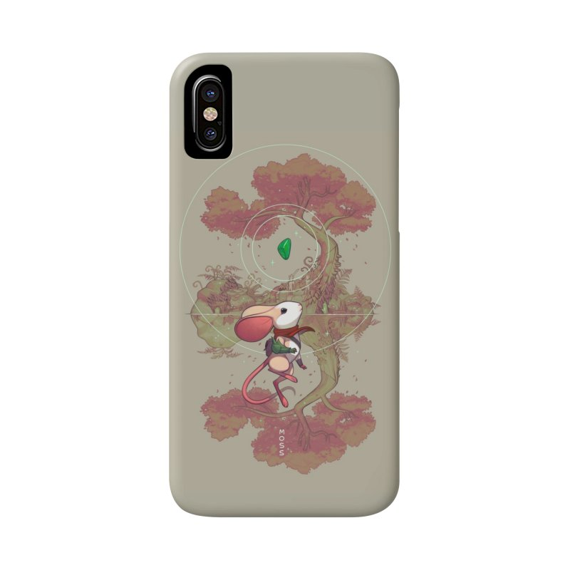 "Moss ""Twilight Garden"" Accessories Phone Case by polyarc games"