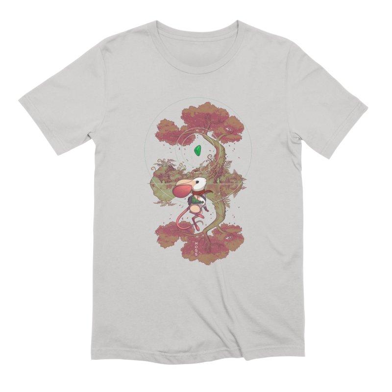 """Moss """"Twilight Garden"""" Men's T-Shirt by polyarc games"""