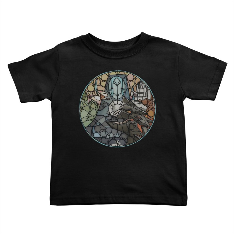 Moss Fragments Kids Toddler T-Shirt by polyarc games
