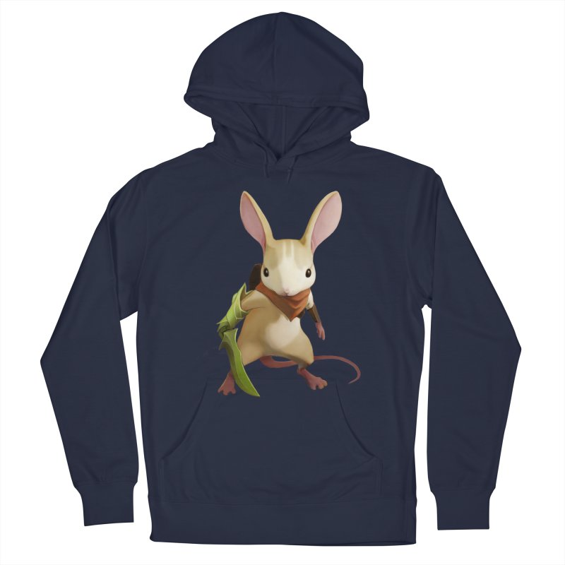 Moss - Quill Men's Pullover Hoody by polyarc games