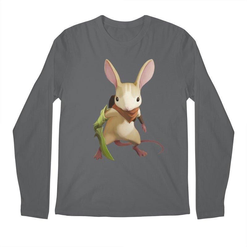 Moss - Quill Men's Regular Longsleeve T-Shirt by polyarc games
