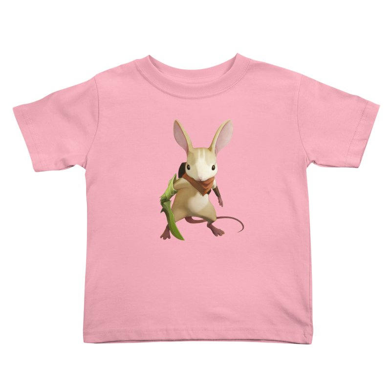 Moss - Quill Kids Toddler T-Shirt by polyarc games