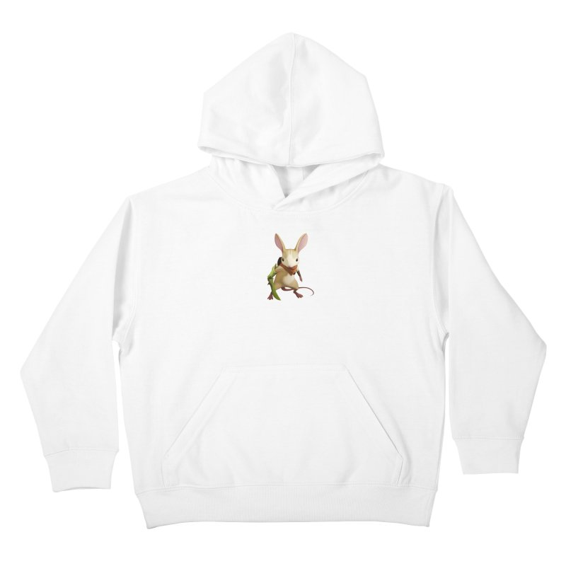 Moss - Quill Kids Pullover Hoody by polyarc games