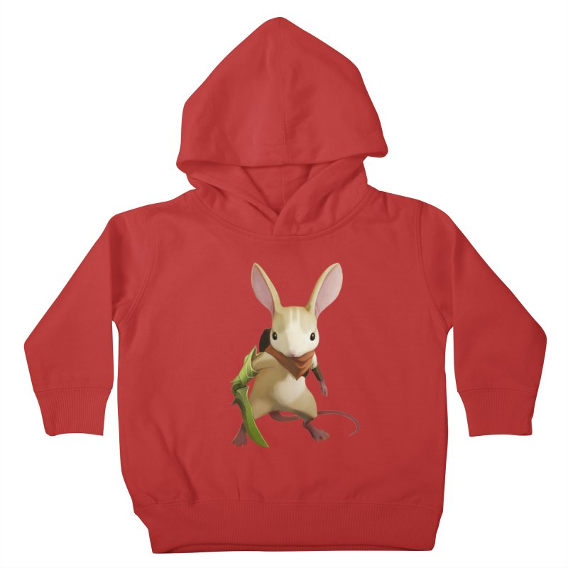 Moss - Quill Kids Toddler Pullover Hoody by polyarc games