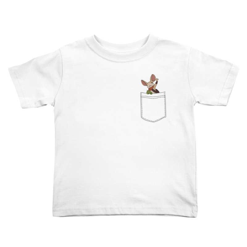 Pocket Quill Kids Toddler T-Shirt by polyarc games
