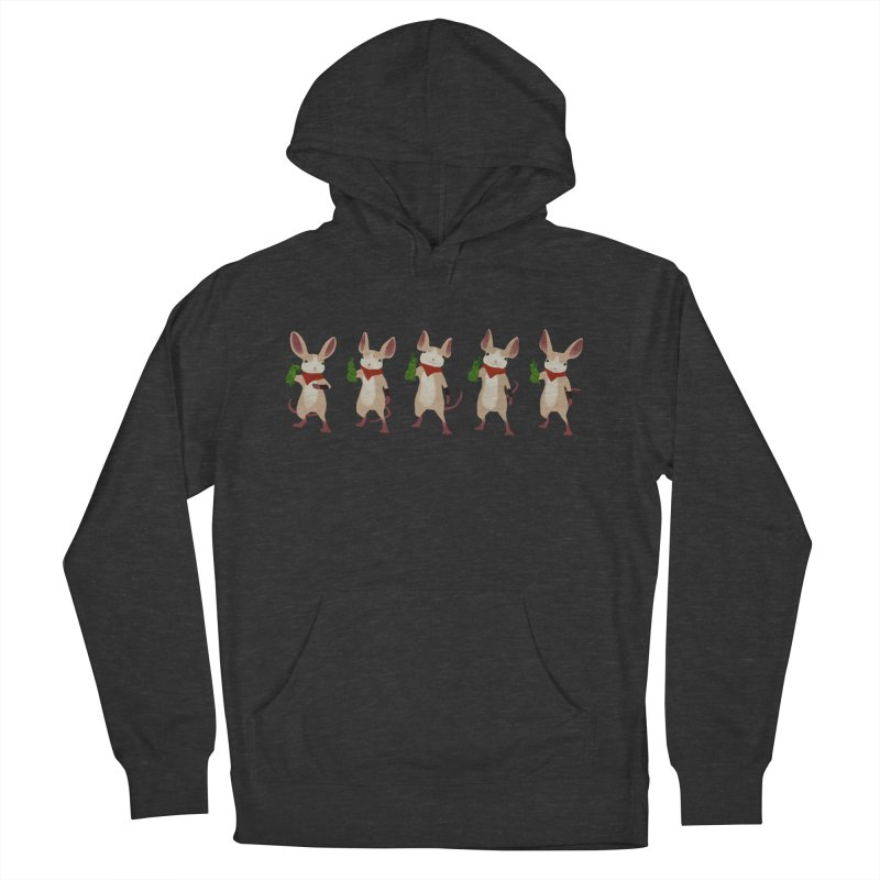 Q-U-I-L-L Men's French Terry Pullover Hoody by polyarc games