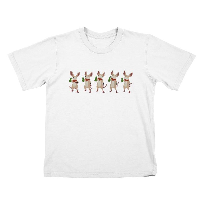 Q-U-I-L-L Kids T-Shirt by polyarc games