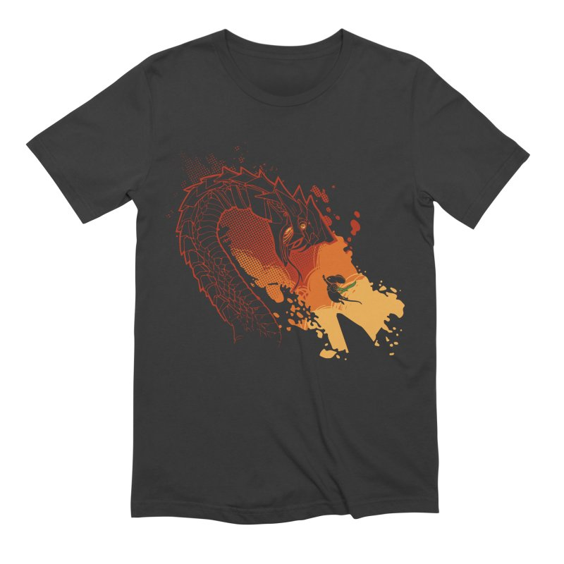 Unlikely Hero Men's Extra Soft T-Shirt by polyarc games