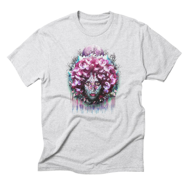 Crystalline Men's Triblend T-shirt by