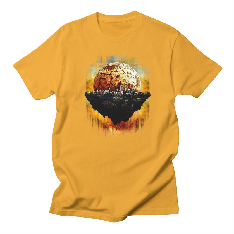 Mars Sunrise Men's T-shirt by