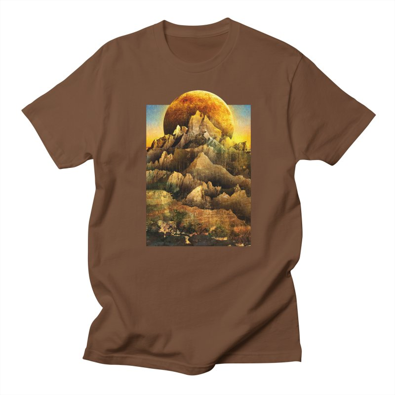 Mountains Men's T-shirt by