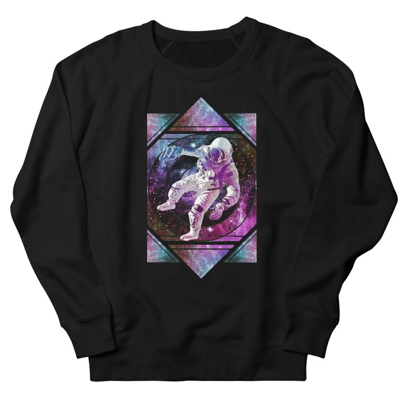Space Men's Sweatshirt by