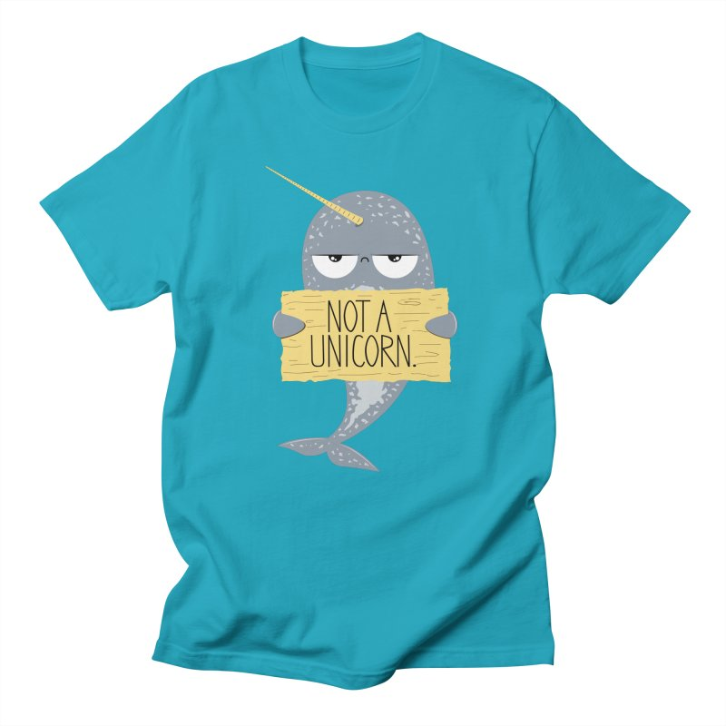Not A Unicorn Men's T-shirt by