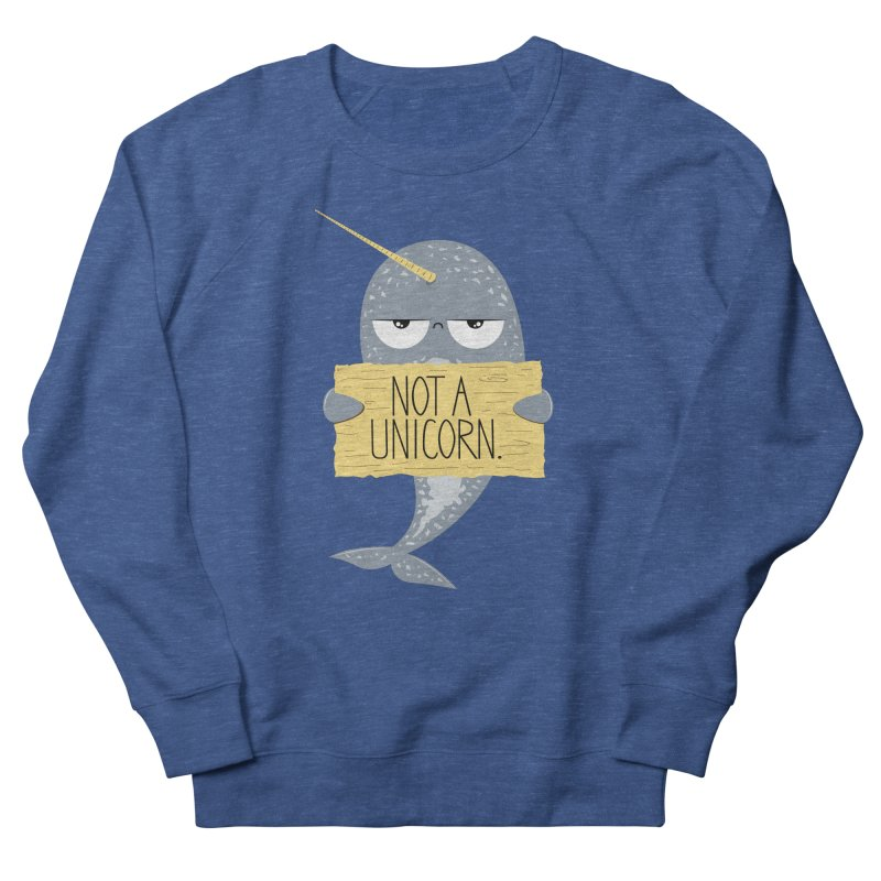 Not A Unicorn Men's Sweatshirt by