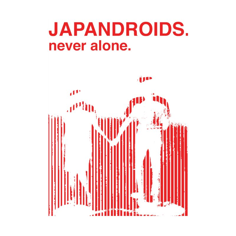 Japandroids - Never Alone Kids Longsleeve T-Shirt by Polyvinyl Threadless Shop