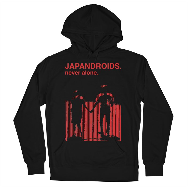 Japandroids - Never Alone Women's Pullover Hoody by Polyvinyl Threadless Shop