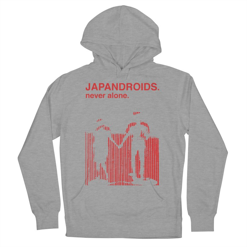 Japandroids - Never Alone Men's Pullover Hoody by Polyvinyl Threadless Shop