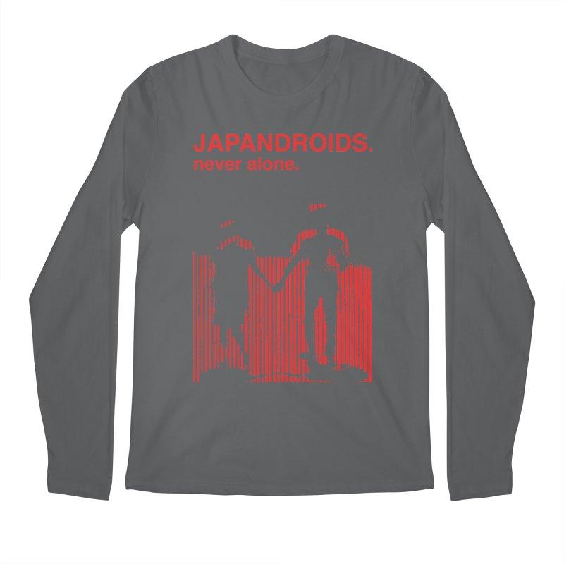 Japandroids - Never Alone Men's Longsleeve T-Shirt by Polyvinyl Threadless Shop
