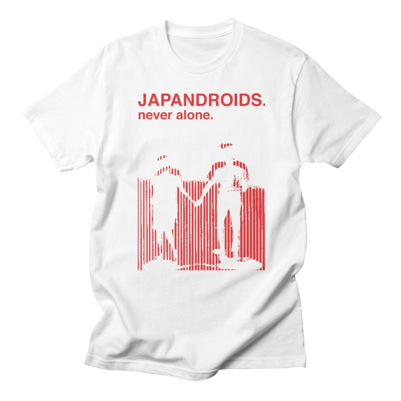 Japandroids - Never Alone Men's T-Shirt by Polyvinyl Threadless Shop