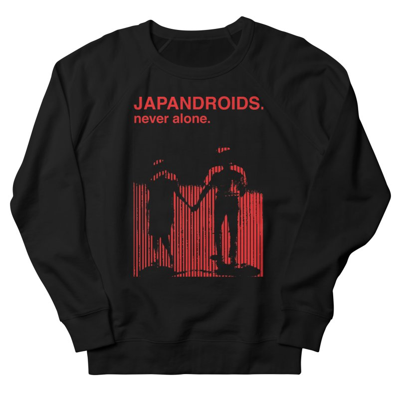 Japandroids - Never Alone Women's Sweatshirt by Polyvinyl Threadless Shop