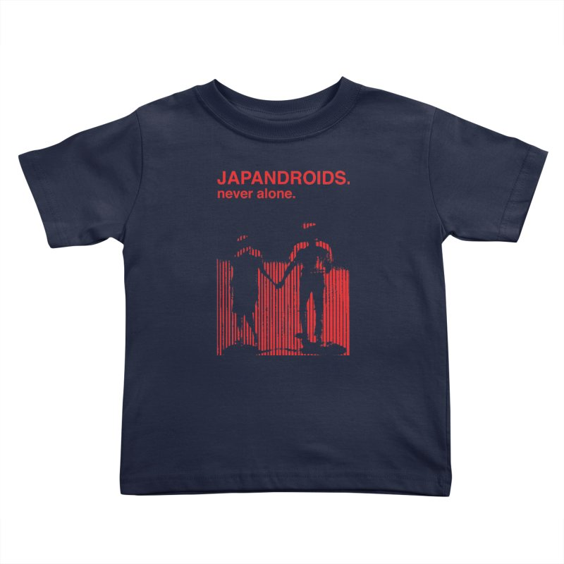 Japandroids - Never Alone Kids Toddler T-Shirt by Polyvinyl Threadless Shop