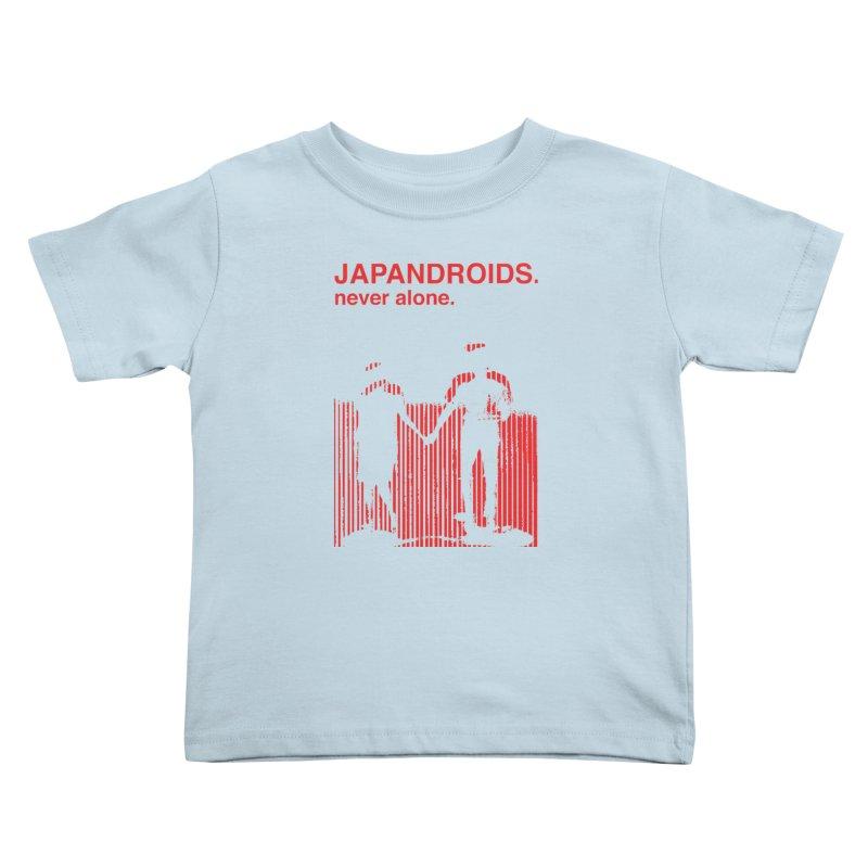Japandroids - Never Alone Kids Toddler T-Shirt by Polyvinyl Threadless Shop