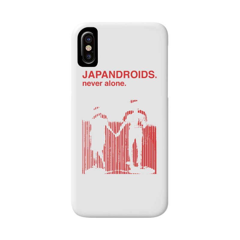 Japandroids - Never Alone Accessories Phone Case by Polyvinyl Threadless Shop