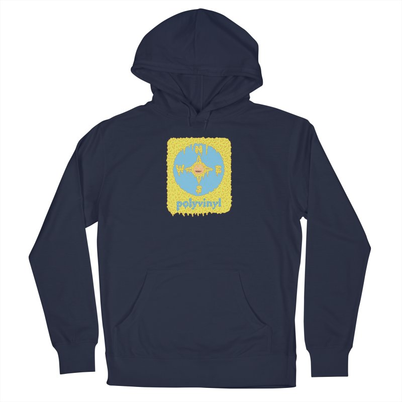 Polyvinyl x David Barnes Collaboration Men's Pullover Hoody by Polyvinyl Threadless Shop