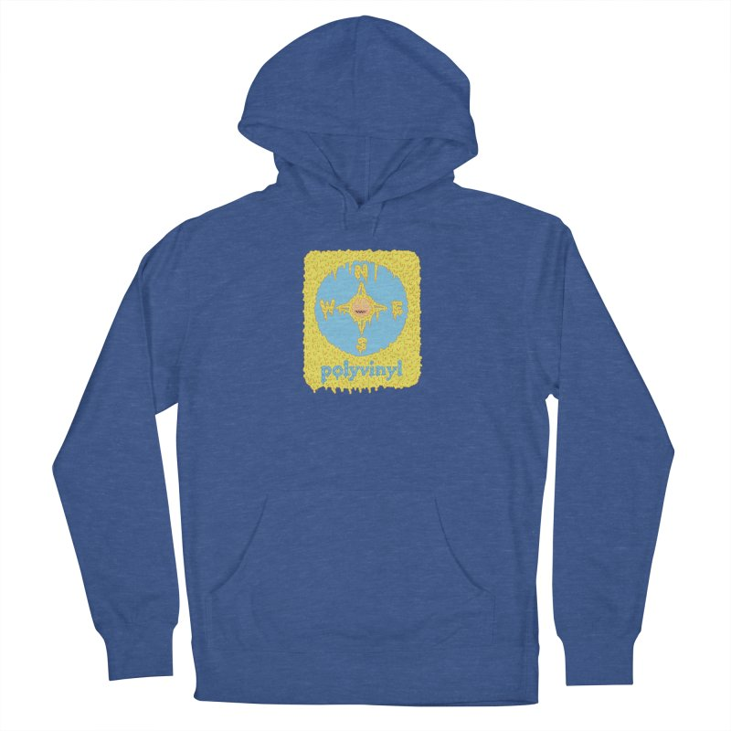 Polyvinyl x David Barnes Collaboration Women's Pullover Hoody by Polyvinyl Threadless Shop